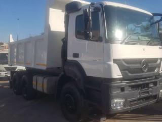 Mercedes Benz Tipper AXOR 3340 Truck