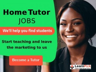 Looking for a mathematics tutor in Cape Town