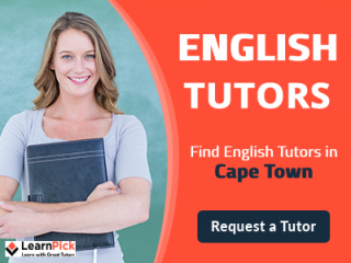 Learn English from The Best Tutors in Cape Town