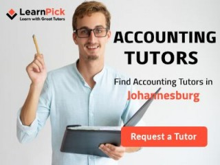 Learn Accounting from the Best Tutors in Johannesburg
