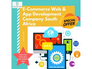 E-Commerce Web & App Development Company South Africa