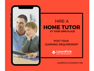Home Tutor in Cape Town