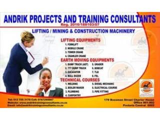 FORKLIFT TRAINING IN RETORIA 0127553170