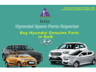 Hyundai Spares Parts supplier India